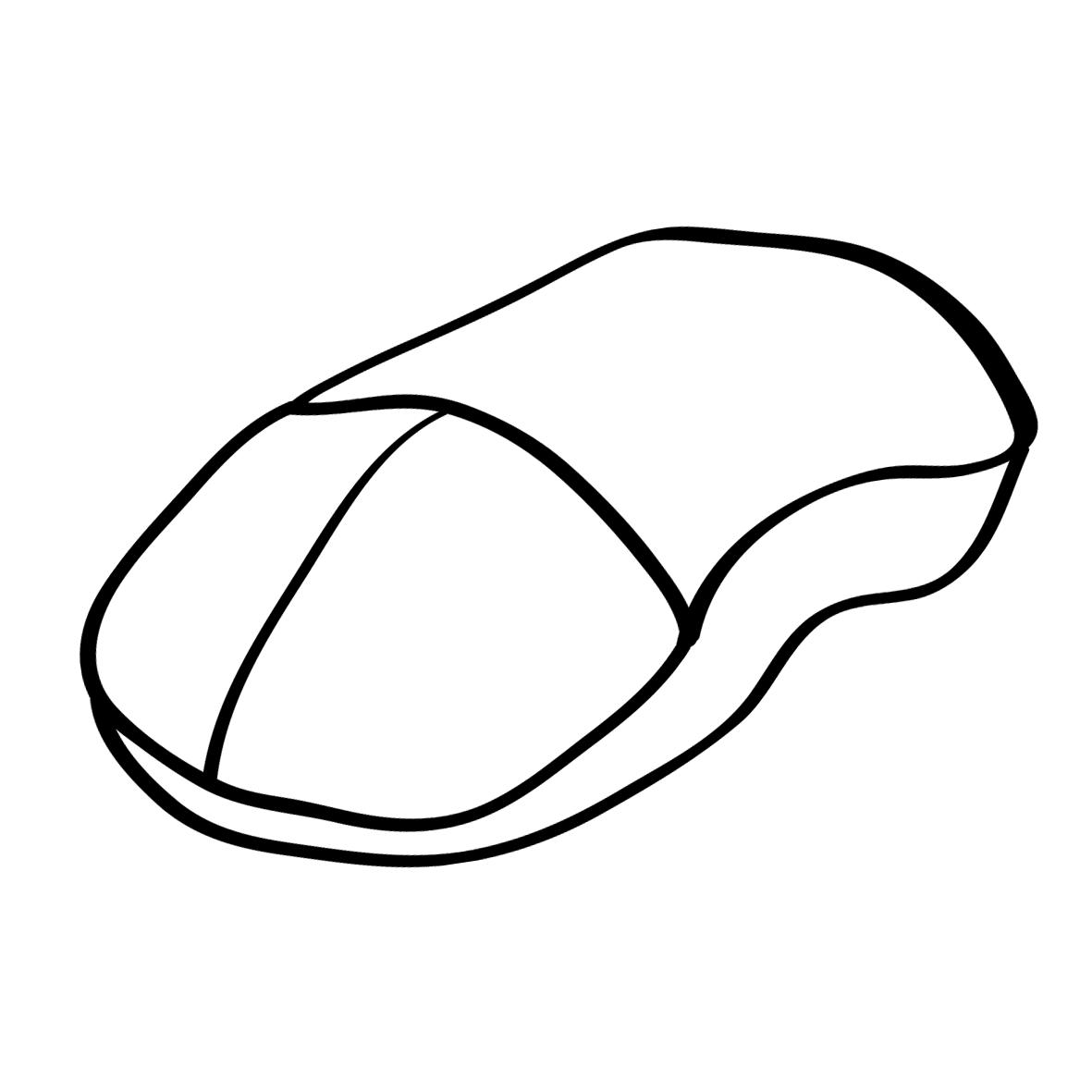 il·lustració d'un ratolí